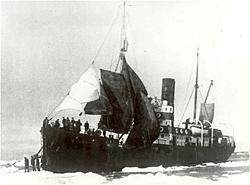 Ледокол 'Сибиряков'